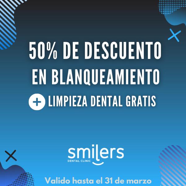 promocion limpieza dental