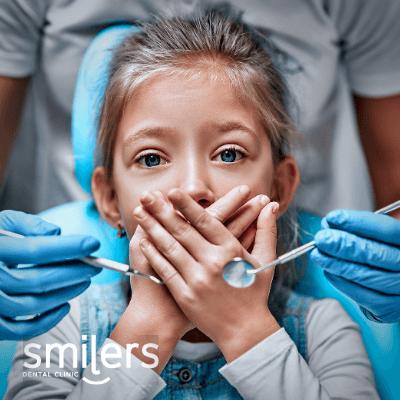 odontofobia en ninos menores fobia dental